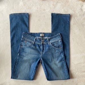 Hudson Jeans, Beth Baby Boot Cut, Size 27